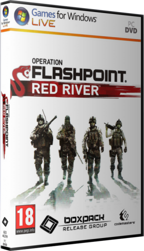 Operation Flashpoint: Red River (2011) PC