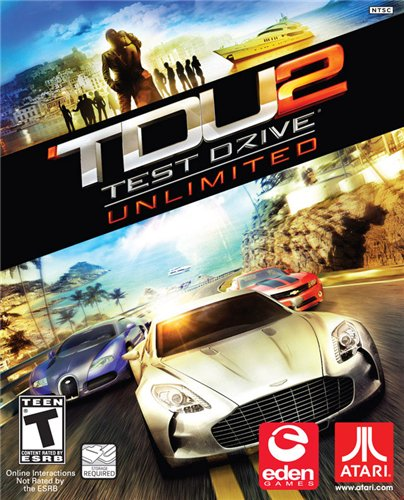 Test Drive Unlimited 2 (2011) PC