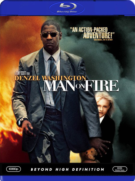 Гнев / Man on Fire (2004) BDRip