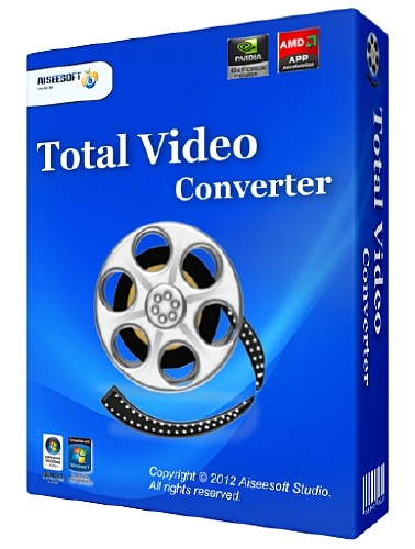 Aiseesoft total video converter platinum 7.1 Rus