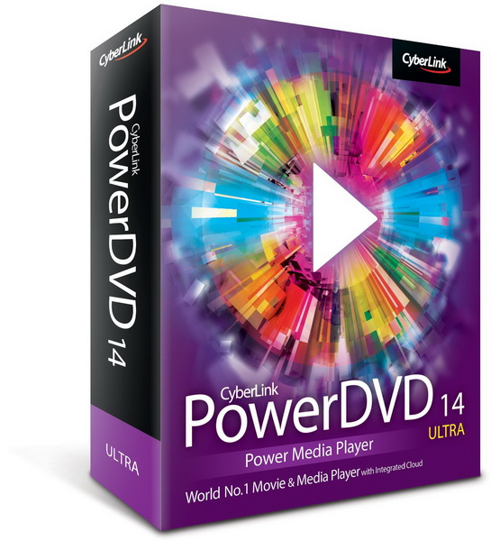 CyberLink PowerDVD Ultra 14.0.3917.58