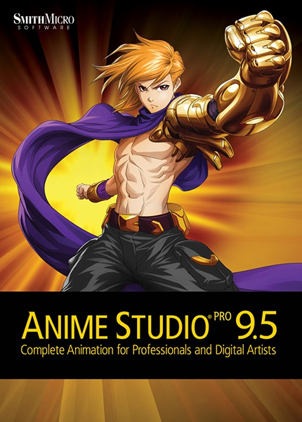 Anime Studio Pro 9.5 Build 9768 + Rus